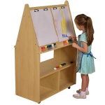 Children's Wooden Easel